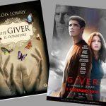 """""""THE GIVER"""" – film vs libro"""